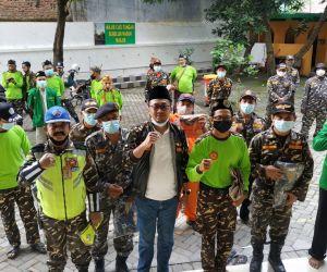 Jelang Ramadhan, PAC GP Ansor Mulyorejo Gelar Safari Kesehatan