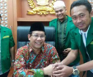 Pak Halim Dapat Ucapan Ultah Dari Ketua GP Ansor Surabaya
