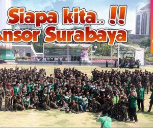 Ansor Banser Siap Gebuk Oknum-Oknum Yang Bikin Rusuh di Surabaya