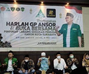 PC GP Ansor Surabaya Gelar Puncak Peringatan Harlah Ansor 87
