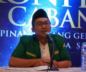 Terpilih Lagi Jadi Ketua PC GP Ansor Surabaya, Gus Afif Akan Kuatkan 5 Bidang Ini