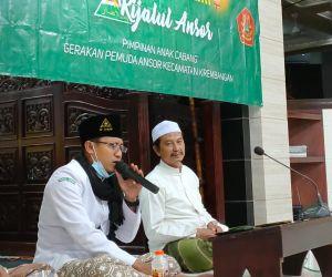 Peringati Isra' Mi'raj, PAC GP Ansor Krembangan gelar Majelis Dzikir dan Sholawat