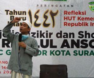 Gus Reza: Bukan Hanya Manusia, Malaikat Juga Ikut Pengajian Rijalul Ansor