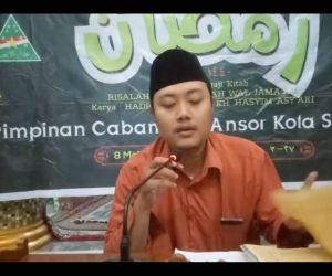 Khataman Kitab Risalah Ahlus Sunnah Wal Jamaah