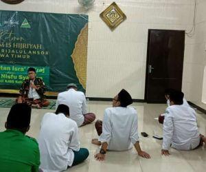PW MDS Rijalul Ansor Jatim Gelar Malam Nisfu Sya'ban di Masjid Bir Ali AJBS Surabaya